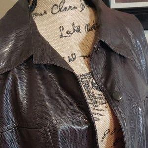Avenue Brown Jacket